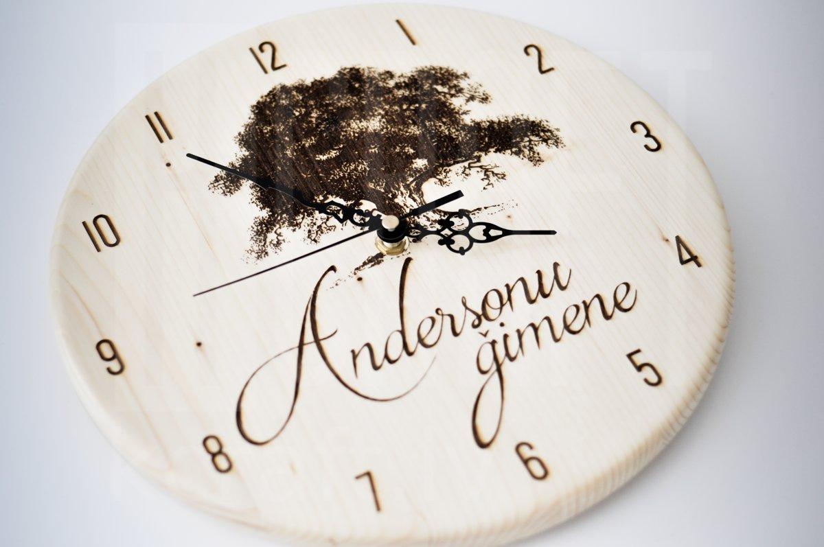 "Pulkstenis - ""Sens koks"""