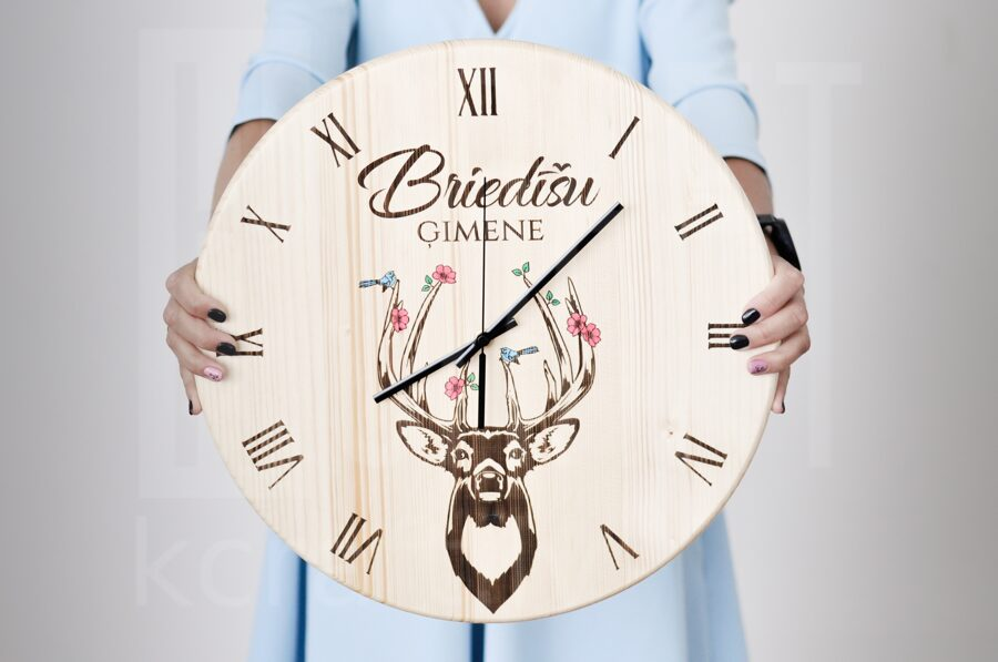 "Pulkstenis - ""Briedis 2"""