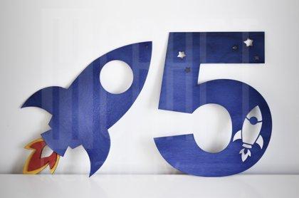 """Tematiskais ballītes dekors """"Kosmos"""""""
